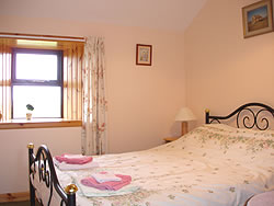 Double Bedroom in North Ronaldsay, Orkney